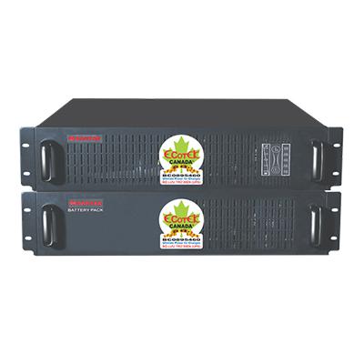 UPS Santak True Online C2KR 2000va