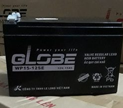 ắc quy Globe 12V-15Ah
