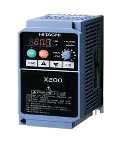 Biến tần Hitachi X200